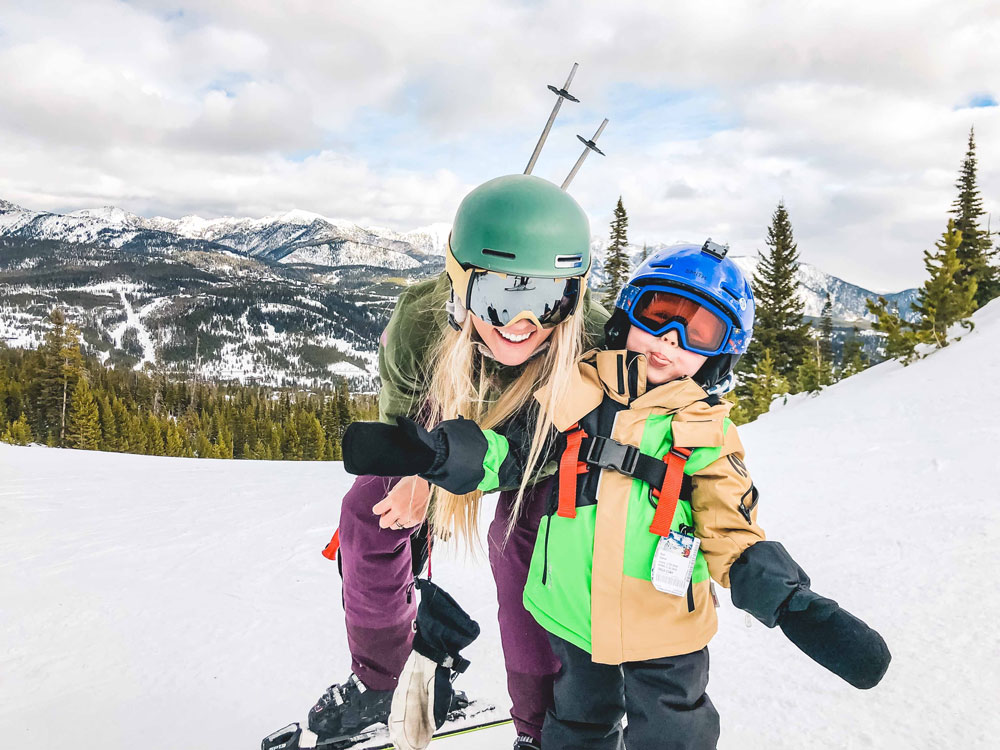 5-Day Ski Adventure in Yellowstone Country